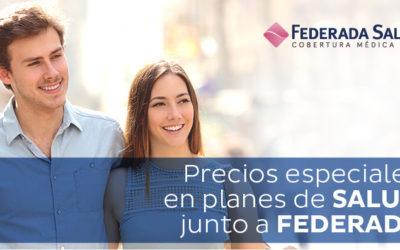 Federada Salud – Planes con precios especiales