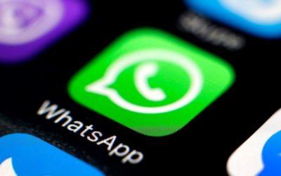 Nuevo medio de contacto: Whatsapp