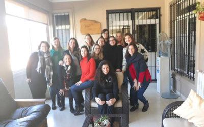 Visita de la Cátedra de Psicología en Cuidados Paliativos