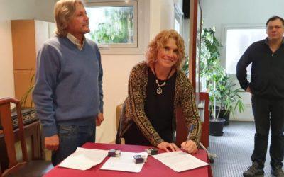 Acta Acuerdo con UTEDYC